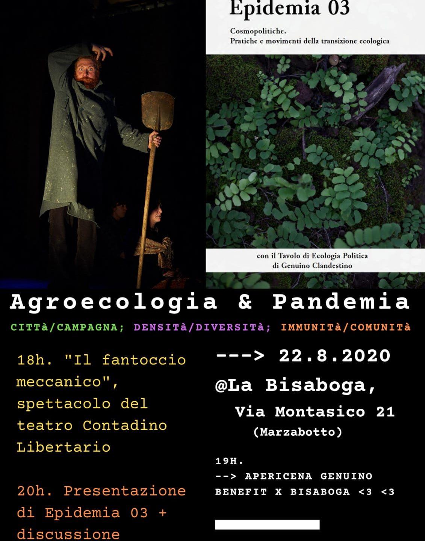 Agroecologia & Pandemia